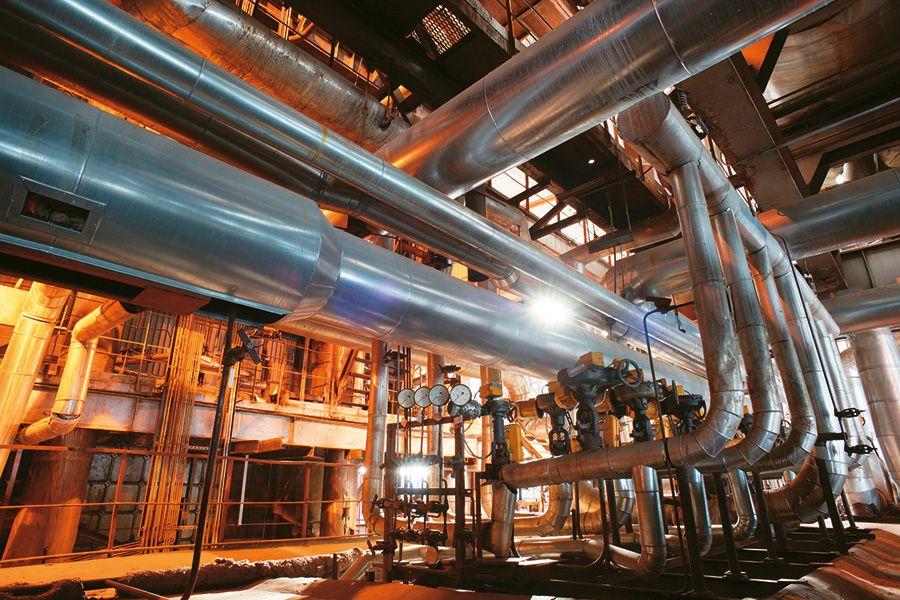Industria Química Petrolífera y Gas