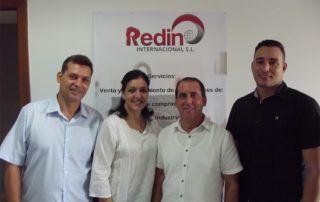 Nuevas oficinas de Redin Internacional en Cuba