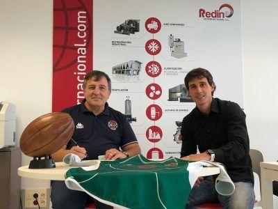 Redin Internacional patrocinador rugby